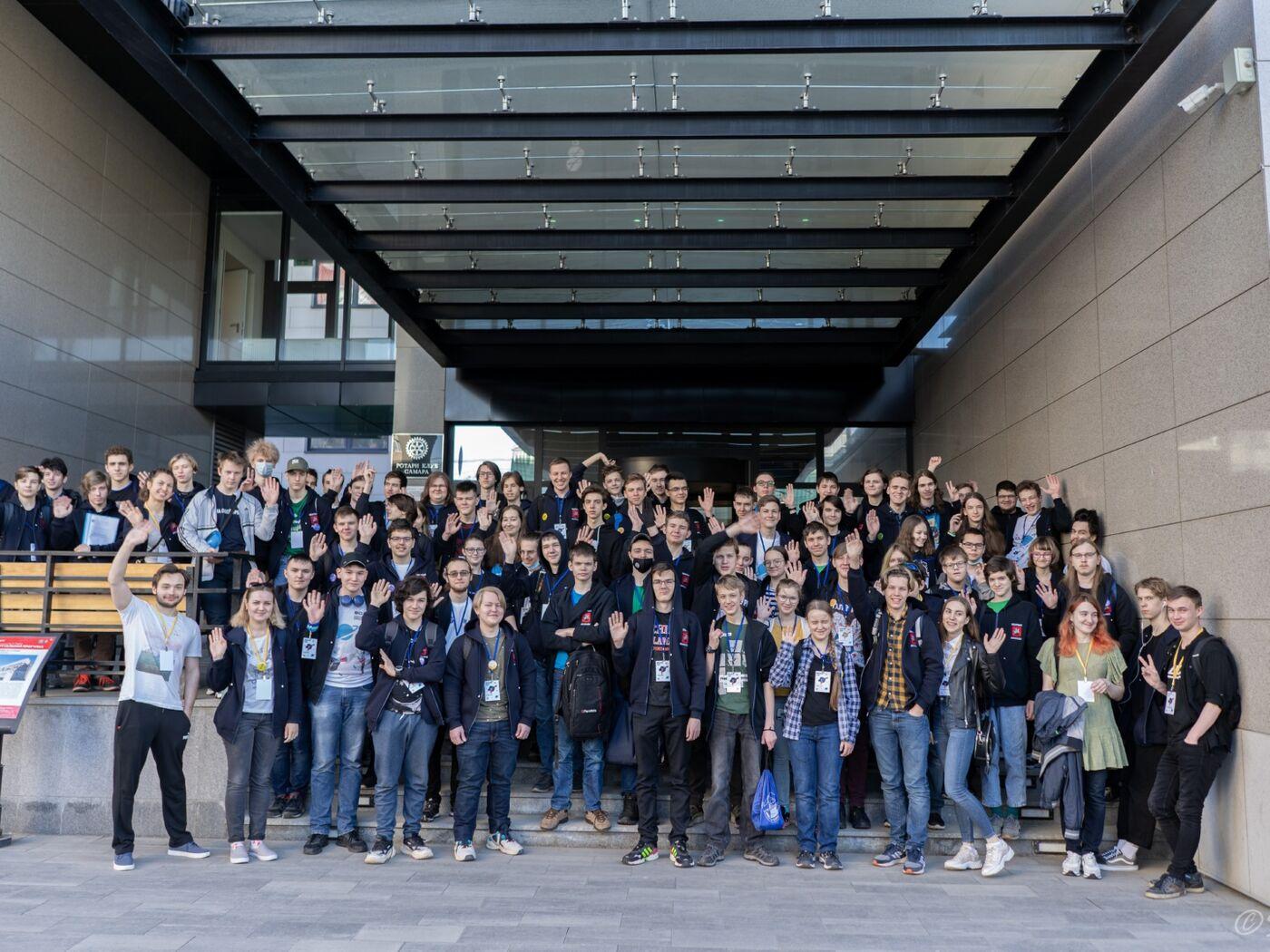 Учащиеся СУНЦ МГУ успешно выступили на Всероссийской олимпиаде по астрономии!