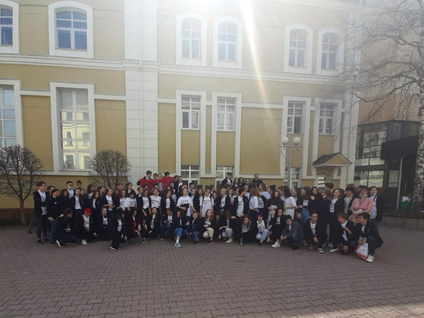 Успешное выступление на Всероссийской олимпиаде по экологии
