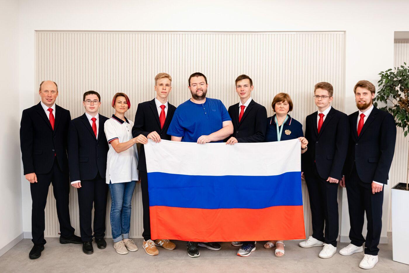 Поздравляем Егора Лифаря с золотой медалью на Международной олимпиаде по информатике!