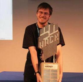Победа в международном конкурсе программистов