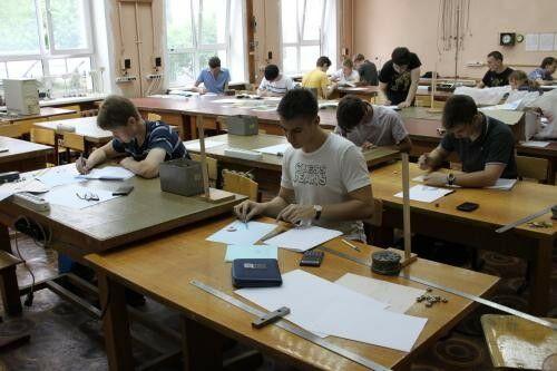 С 12 по 23 июня проходит Олимпиадная школа СУНЦ МГУ 2012